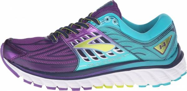 Brooks Glycerin 14 woman pansy/ceramic/lime punch