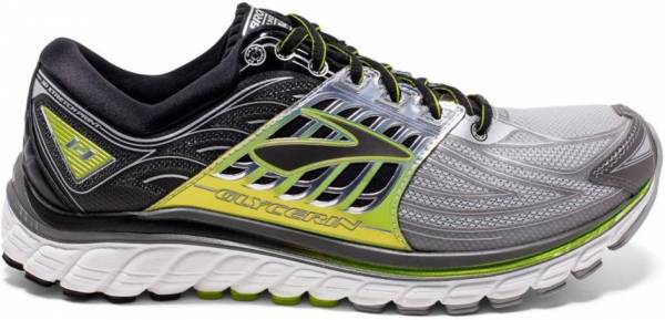 Brooks Glycerin 14 men silver/lime