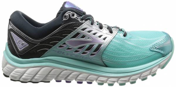 Brooks Glycerin 14 woman aruba blue/anthracite/purple love