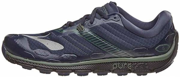 Brooks PureGrit 5 men blue/duckgreen/black