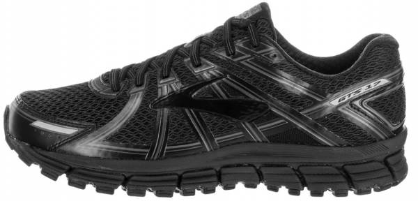 Brooks Adrenaline GTS 17 men black/anthracite