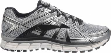 940cc9cc723 Brooks Adrenaline GTS 17 Silver Black Anthracite Men