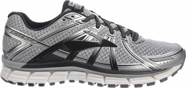 Brooks Adrenaline GTS 17 men silver/black/anthracite