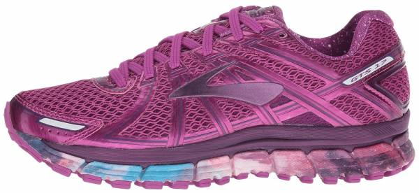 Brooks Adrenaline GTS 17 woman night sky/hollyhock/gloxnia