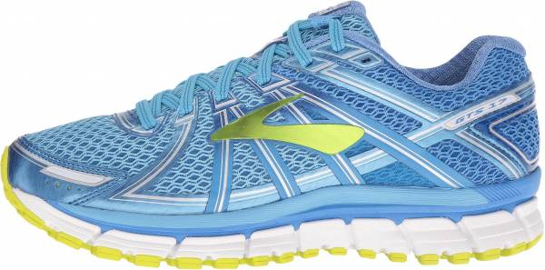Brooks Adrenaline GTS 17 woman hellblau/gelb