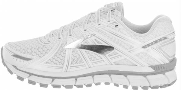 Brooks Adrenaline GTS 17 woman white/silver