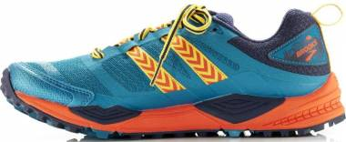 Brooks Cascadia 12 Blue / Orange / Yellow Men
