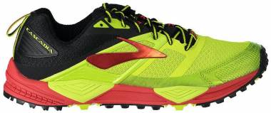 Brooks Cascadia 12 - Green (728)