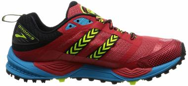 Brooks Cascadia 12 - Red (698)