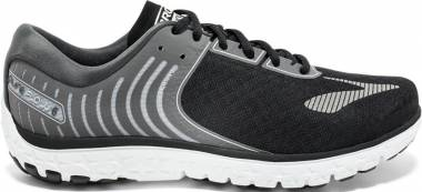 Brooks Pureflow 6 - Gris Black Anthracite Silver