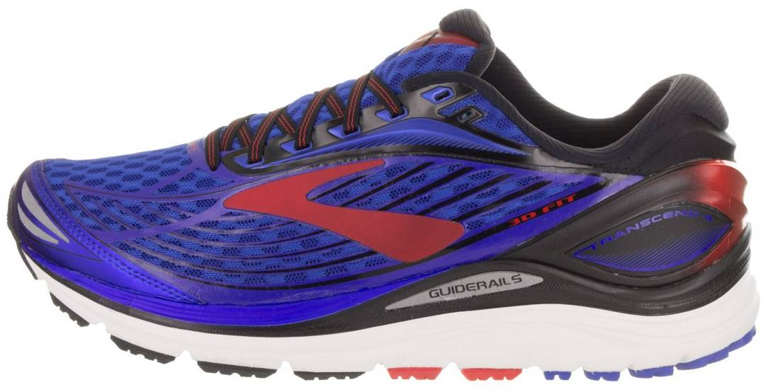 $230 + Review of Brooks Transcend 4