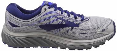 Brooks Glycerin 15 Silver/Navy/Blue Men