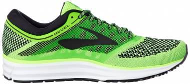 Brooks Revel - Green Greenblackwhite 1d340 (340)