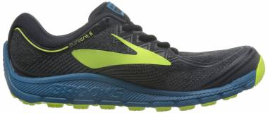 Brooks PureGrit 6 - (003) BLACK/TURKISH TILE/NIGHTLIFE (003)