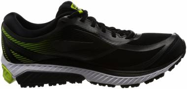 Brooks Ghost 10 GTX - (078) BLACK/EBONY/LIME POPSICLE (078)