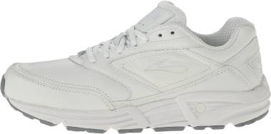 Brooks Addiction Walker - White