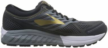 Brooks Addiction 13 - Black/Ebony/Metallic Gold (091)