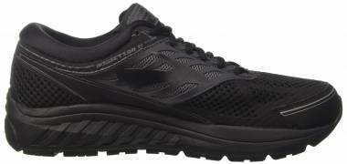 Brooks Addiction 13 - Black Black Ebony 071 (071)