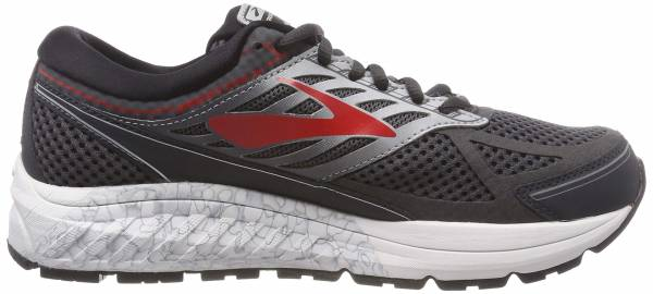 Brooks Addiction 13 Ebony / Black / Red