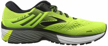 Brooks Adrenaline GTS 18 - Verde Nightlife Nightlife Black 751 (751)