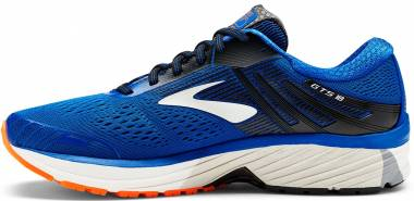 Brooks Adrenaline GTS 18 Blue/Black/Orange Men