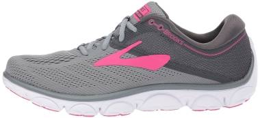 Brooks Anthem - Grey/Ebony/Pink (051)