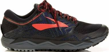 Brooks Caldera 2 - Black/Navy/Red