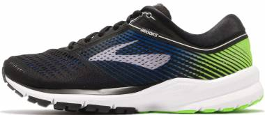 Brooks Launch 5 - BLACK/BLUE/GREEN (016)