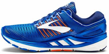 Brooks Transcend 5 Blue/Orange/White Men
