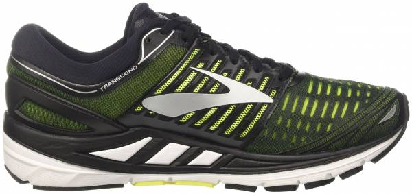 Brooks Transcend 5 Black / Nightlife / Silver