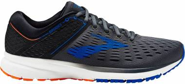 Brooks Ravenna 9 Ebony/Blue/Orange Men