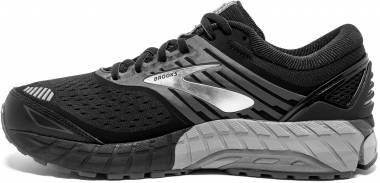 Brooks Beast 18 - Black/Grey/Silver (004)