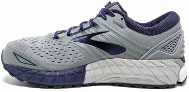 Brooks Beast 18 - Grey/Navy/White
