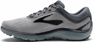 Brooks Pureflow 7 - Grey/Grey/Black