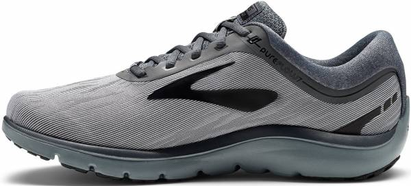 Brooks Pureflow 7 - Grey/Grey/Black