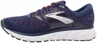 Brooks Glycerin 16 - Navy / Coral / White
