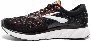 Brooks Glycerin 16 - Black/Pink/Grey (069)