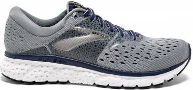 Brooks Glycerin 16 - Grey Navy Black