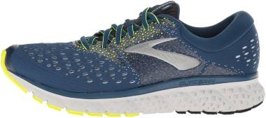0517baedd95 Brooks Glycerin 16 Blue Nightlife Black Men