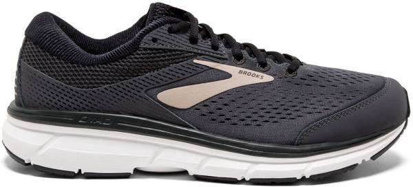 Brooks Dyad 10 - Grey/Black/Tan