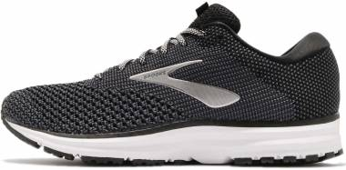 Brooks Revel 2 Black/Grey/Grey Men