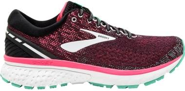 Brooks Ghost 11 - ASTER DIVA PINK SILVER (014)