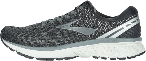 Brooks Ghost 11 - Ebony/Grey/Silver