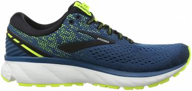 Brooks Ghost 11 - Blue/Black/Nightlife (459)