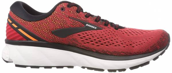 Brooks Ghost 11 Red (Red/Black/Orange 677)