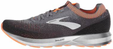 Brooks Levitate 2 - Grey/Black/Orange