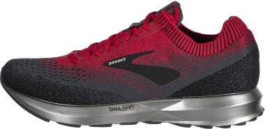 Brooks Levitate 2 - Black Grey Red