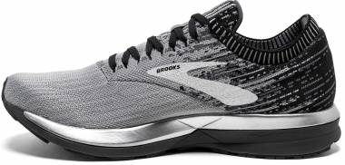 Brooks Ricochet - Grey/Black/Ebony