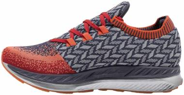 Brooks Bedlam - Red/Orange/Grey (636)