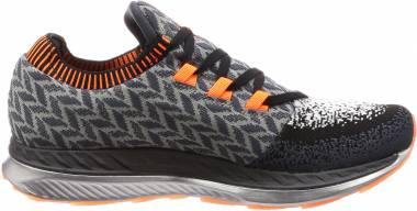Brooks Bedlam - Black/Grey/Orange (005)